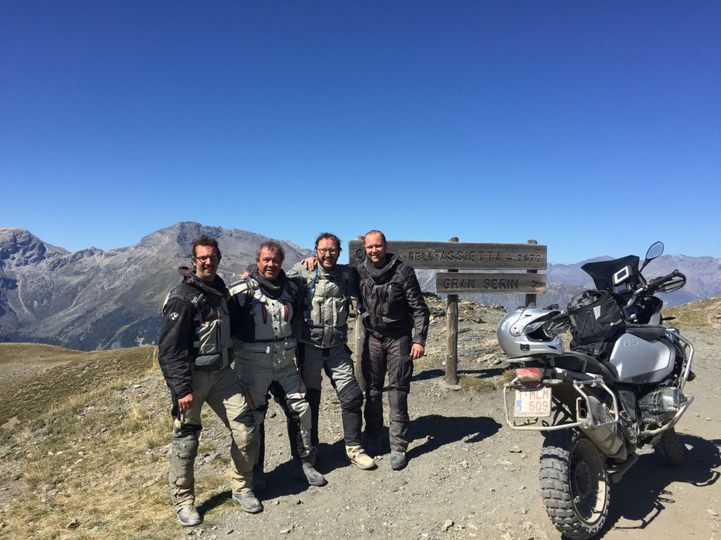 Hard Alpi Tour 2015 - photos