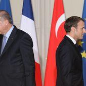 Tension : Paris rappelle son ambassadeur à Ankara | La lettre patriote
