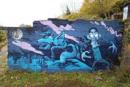 Urbex & Street art