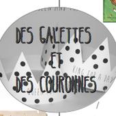 """Série 7: Maths : Thème """"Des galettes et des couronnes"""" - école petite section"""