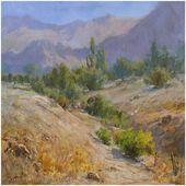 Mohsen Hejazi Painter Iran - GALERIE VITRINARTWORLD