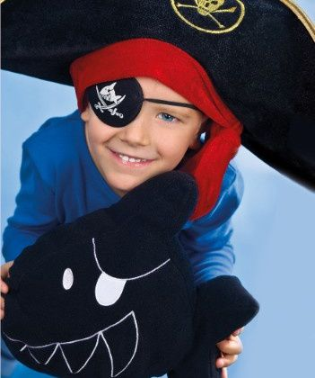 Au chaud les p'tits pirates !