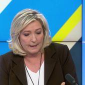 Marine Le Pen détaille son projet de référendum sur l'immigration | La lettre patriote