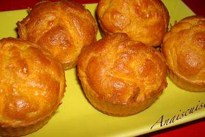 Petits cakes carottes/cumin