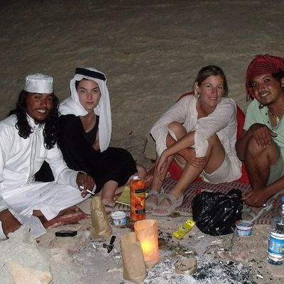 J5-6 : PETRA the lost city & dinner in the mountain
