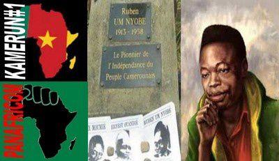 Il y a 59 ans le leader nationaliste camerounais Ruben Um Nyobe (UPC) était assassiné par l'armée française (Panafricom)