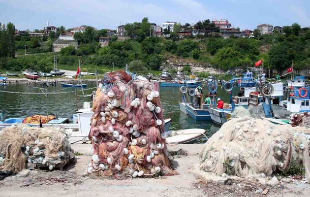 Kıyıköy, paisible village de pêcheurs en Thrace
