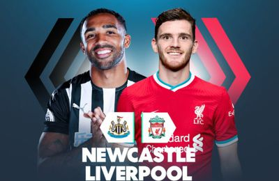 Newcastle / Liverpool en direct mercredi sur sur Canal+Sport et RMC Sport !
