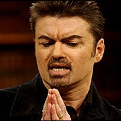 GEORGE MICHAEL - EN 2003 GEORGE MICHAEL CONTRE LA CHANSON ( WAR AID ) !!