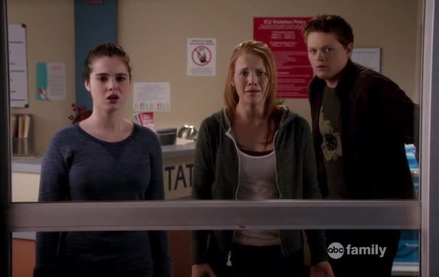 Critiques Séries : Switched at Birth. Saison 3. Episode 16. The Image Disappears.