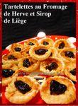 Tartelettes au Fromage de Herve et Sirop de Liège ...
