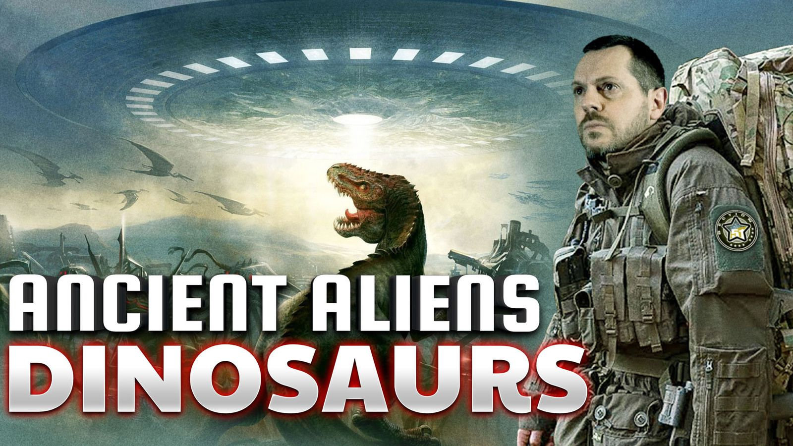 Ancient Aliens & Dinosaurs I Did Aliens Kill off the Dinosaurs to Make Room for Humankind ? (🔴 LIVE)