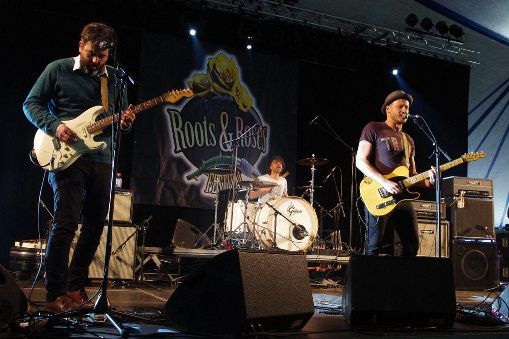 Driving Dead Girl - 1 mai 2014 - Roots & Roses festival, Lessines (B)