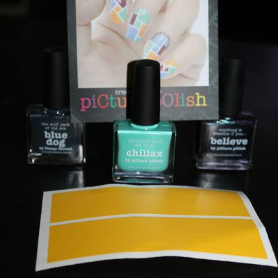 Blog Fest 2014 with Picture Polish and Nail Vinyls !!