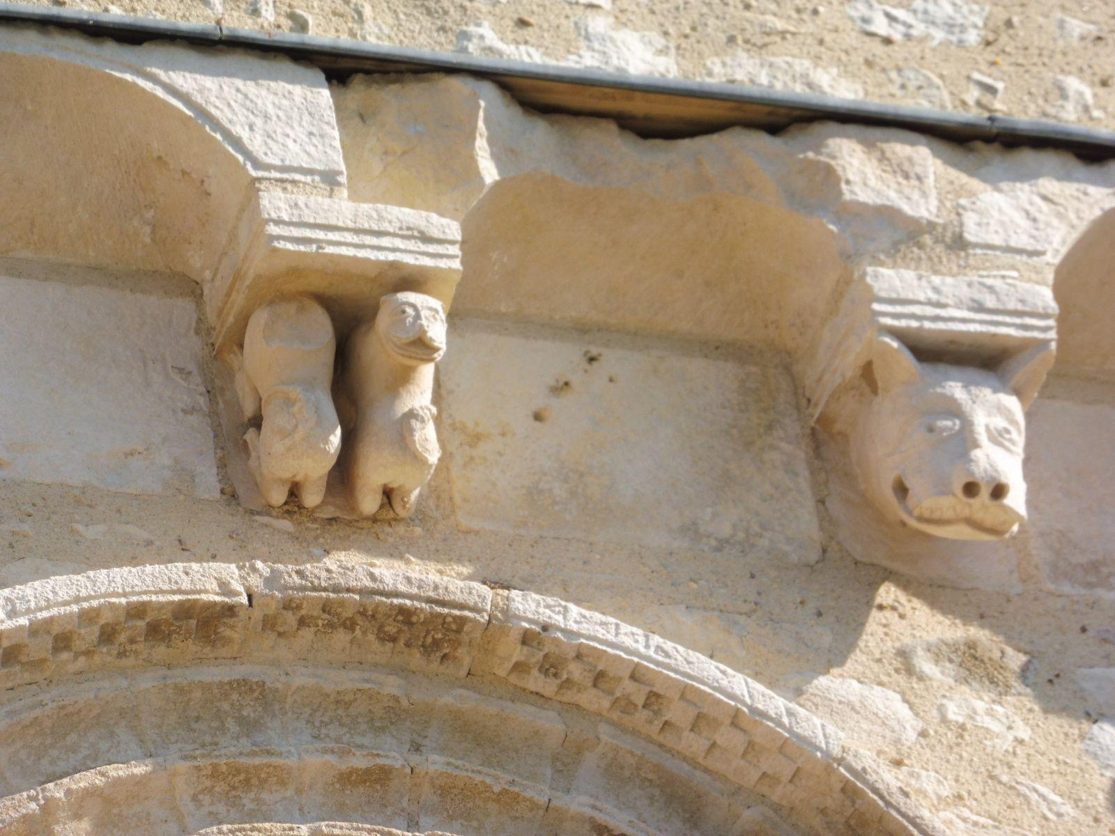 Nécropole mérovingienne de Civaux