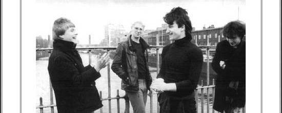 U2 -Boy Tour -24/01/1981 Glasgow  Ecosse -Strathclyde University