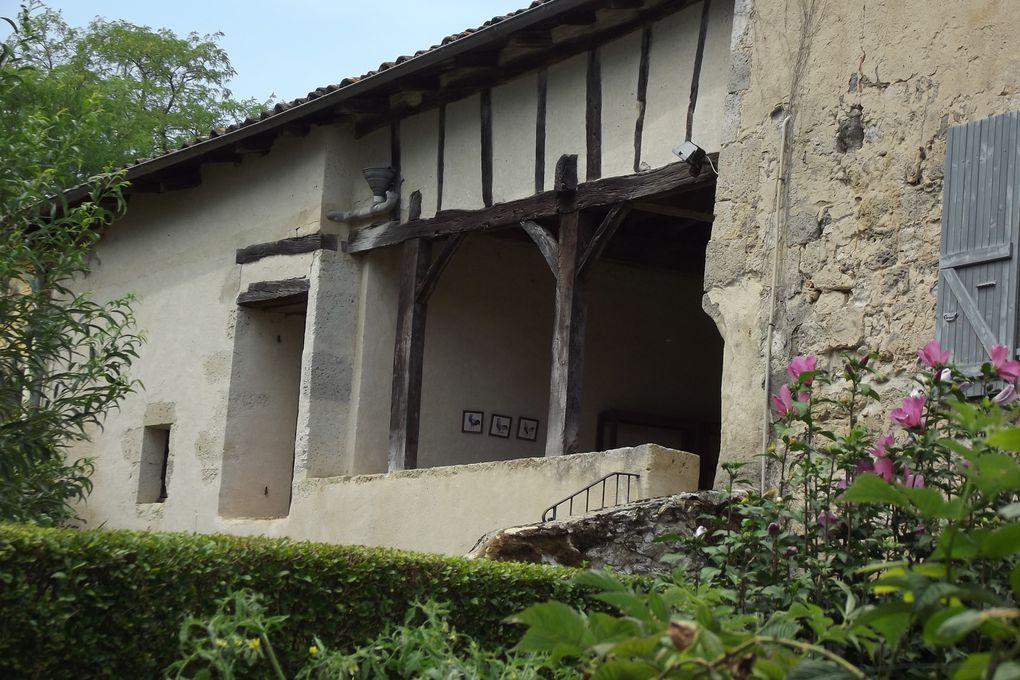 Fourcès, un village gersois qui tourne rond -  (32)
