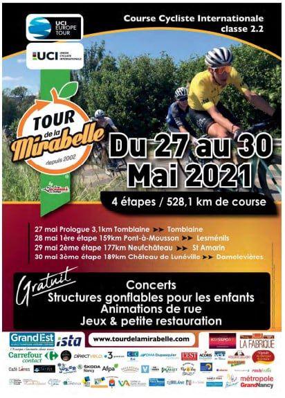 Ce week-end, Tour de la Mirabelle