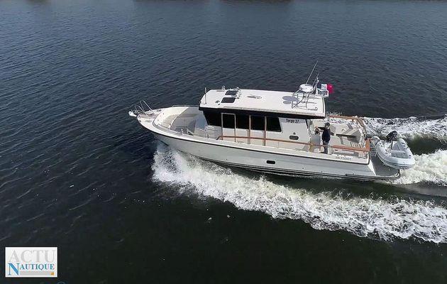 Vidéo - à la découverte du Targa 37 Tarfish, la Rolls des Fishing
