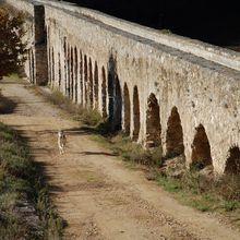 Balade slow à l'aqueduc et au moulin d'Ansignan