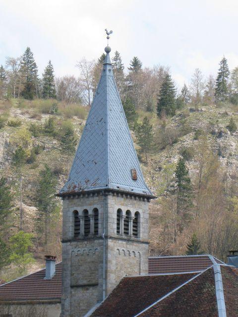 Clochers du Jura