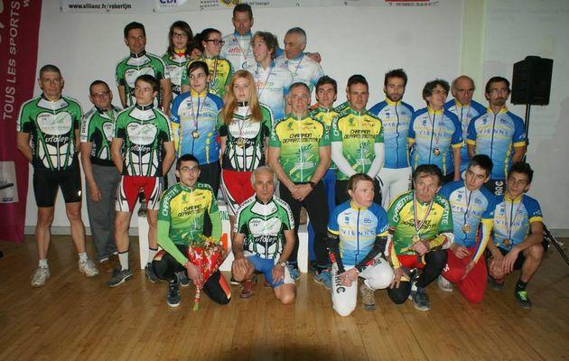 PHOTOS DEPARTEMENTAL(16,17,79,86)CYCLO CROSS JARNAC EN CHAMPAGNE(22 décembre 2013)