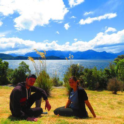 Manapouri, Marian lake, Kepler track and Waipapa light house