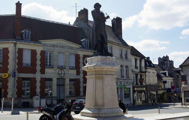 Villers-Cotterêts: Dumas père et fils versus Briffaut maire