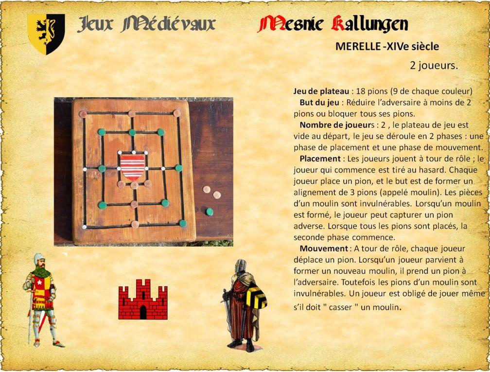 Jeux Médiévaux