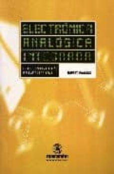 Libros descargados a ipod ELECTRONICA ANALOGICA
