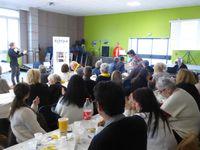 De nombreuses associations de Firminy se sont mobilisées pour le Téléthon 2016