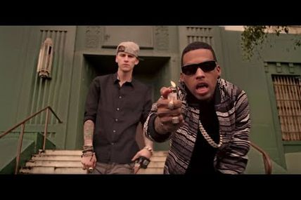 Kid Ink - Hell & Back (Remix) feat MGK...