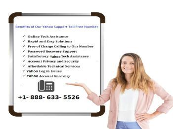 Yahoo Mail Customer Care +1-8888-633-5526 Yahoo Toll-Free Number