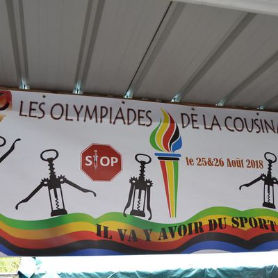 Les olympiades de la cousinade