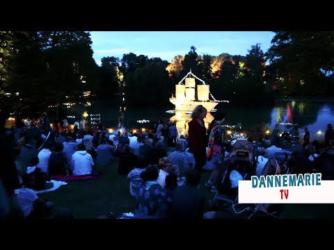 La fête la plus lumineuse du Sundgau - La Fête des Lumières de DANNEMARIE