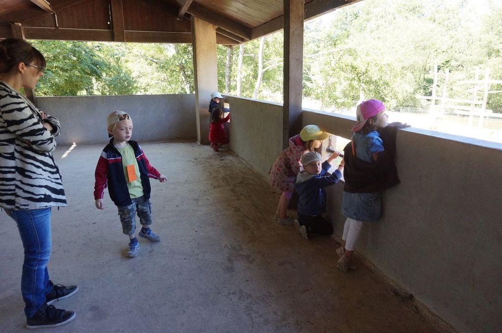 Photos de la sortie au Refuge del'Arche