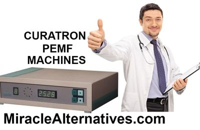 CURATRON PEMF Machines Deal with All Forms Of Pain With Amazing Success!
