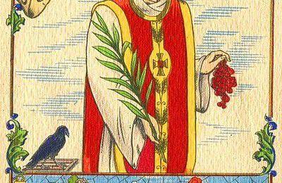 Prière n° 16 : Prière à Saint Vincent pour les choses perdues ou dérobées et contre le vol et les voleurs
