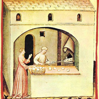 La boulangerie - Chatondaniel