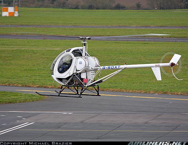 Crash d'un Hughes 300C indonésien