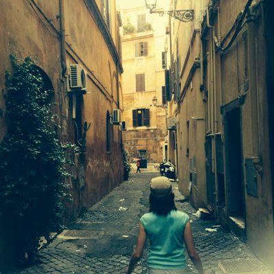 La vie à l'Italienne