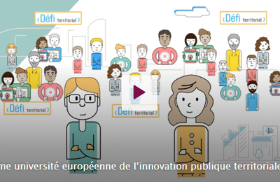 La troisième université de l'innovation publique collaborative