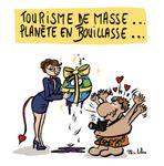 Au Lavandou doit-on réguler le tourisme de masse ?