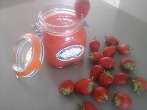 Coulis de fraises