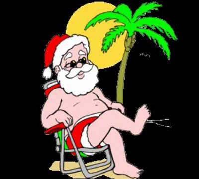 Noël au Antilles...