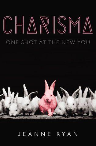 Charisma : Le nouveau roman de Jeanne Ryan !