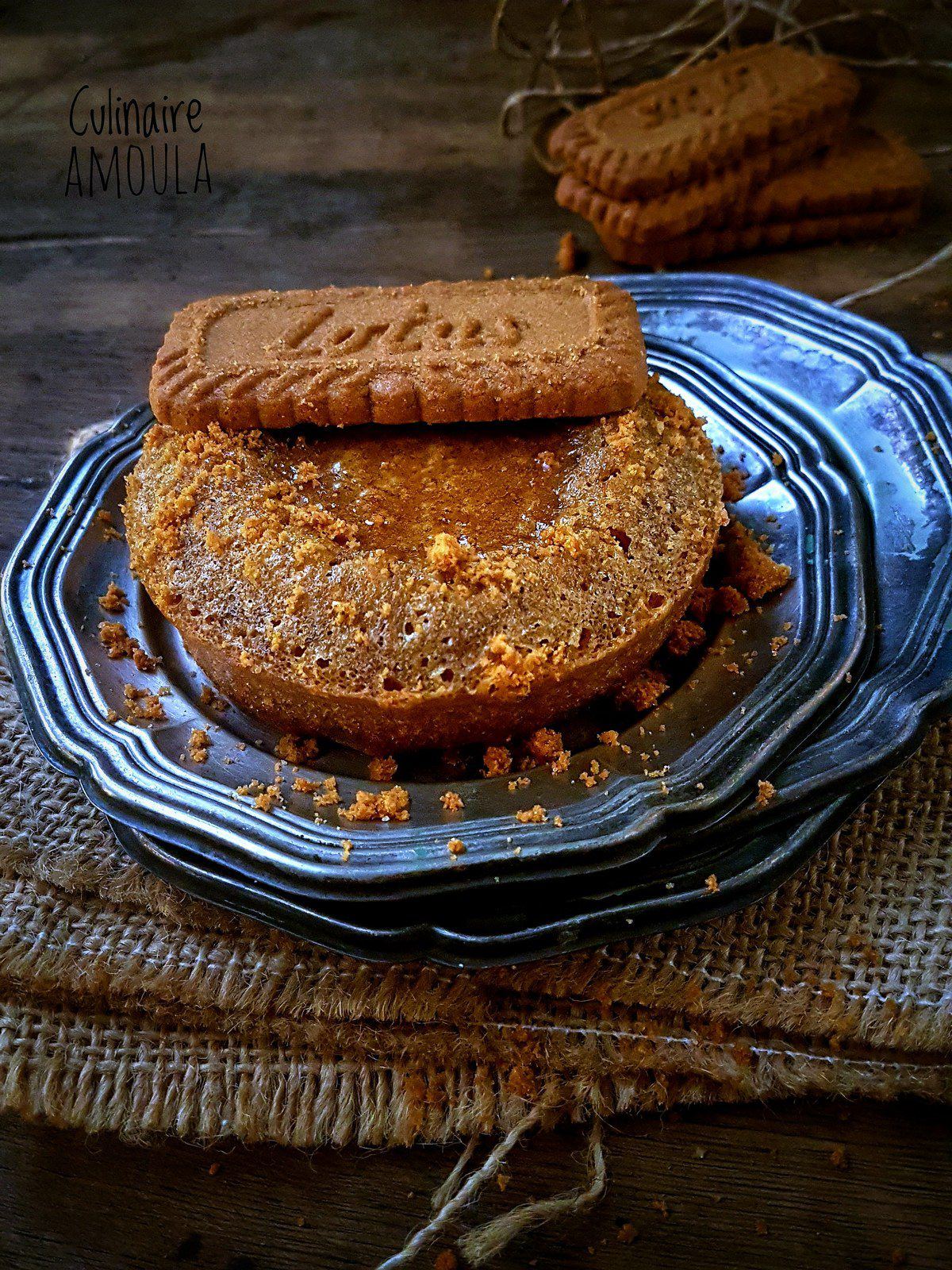 Coulant spéculoos