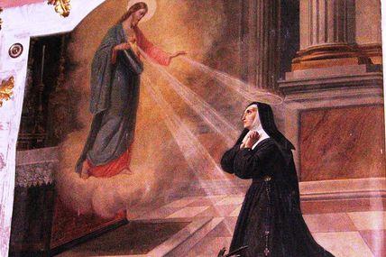 16 octobre - Sainte Marguerite-Marie Alacoque