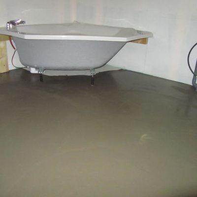 Salle de bain des loustics