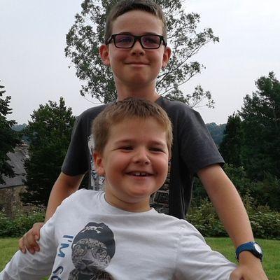 Matthew et Joey